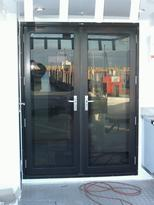 Direct Glazed Facia Double Door