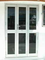 Heavy Duty Doors